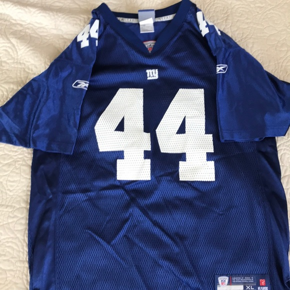 hot sale online 3b321 874fb Giants Reebok Bradshaw jersey